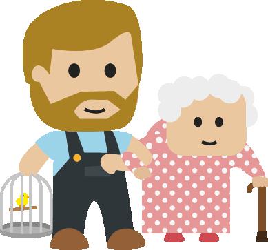 Seniorenverhuizing - OntzorgenBijOntruimen