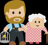 Senioren verhuizen - Woningontruiming