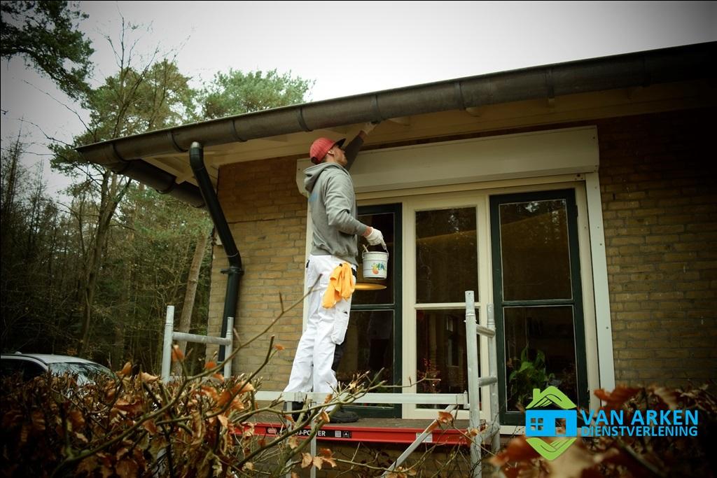 Schilder en onderhoudswerk - Van Arken - Austerlitz - 010