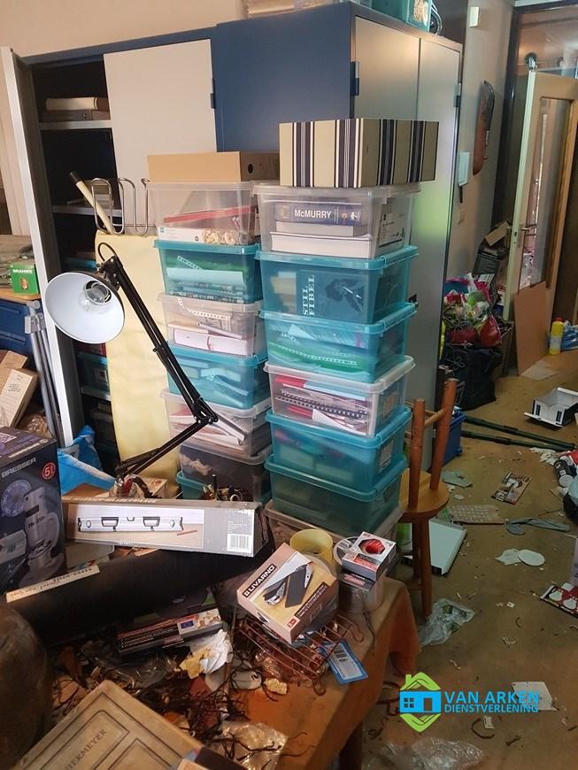 Woningontruiming Driebergen - Vervuilde woning - Ontzorgen bij Ontruimen